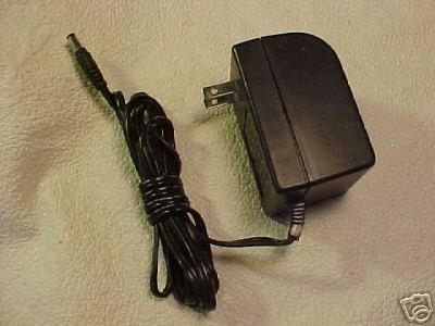 6v 6 volt power supply ADAPTER = UL SANYO 6CV121B