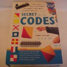 new SECRET CODES set kit w/ book-style hardcase - NEW!