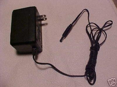 6 volt 6v power ADAPTOR = Sony CD radio cassette player