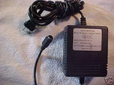 12v 24v A12 Hon-Kwang power adapter = Canon camcorder