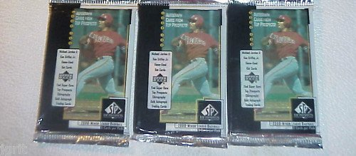 3 new 2000 SP TOP PROSPECTS minor league baseball PACK