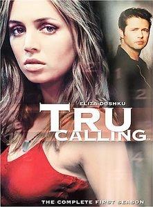 TRU CALLING First 1 Season One DVD 6 Disc BOXED SET NEW