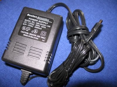 Genuine Boston Acoustics AC Power Adapter DM1203A0-1AN