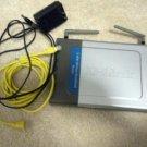 DLink wireless broadband router DI 614+ PC MAC w/EXTRAS