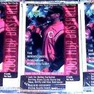 3 new 2001 MVP Upper Deck baseball HOBBY PACK - sealed packs UD unopened NEW