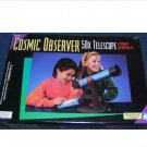 COSMIC OBSERVER 50x telecscope - complete lab set kit science kids childrens