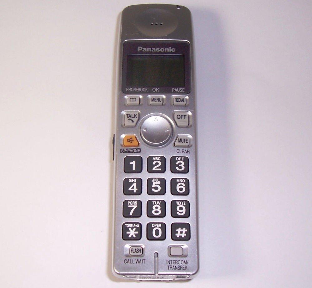 Panasonic KX TGA101S Handset - KX TG1031s TG1032s TG1033s TG1034s PQLV30053ZAS