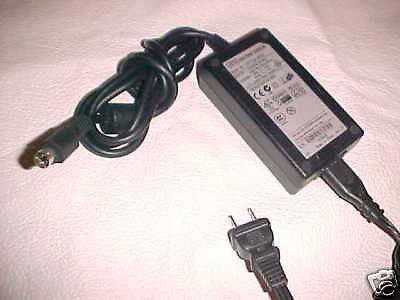 power supply = 5v 12v MicroSolutions BackPack External cd rom cable plug vac vdc