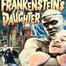 Jesse James Meets Frankenstein's Daughter DVD color John Lupton William Beaudine