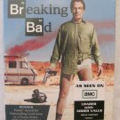 AMC - BREAKING BAD first Season 1 (one) DVD 3 Disc 2009 BOXED SET Bryan CRANSTON