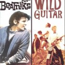 THE BEATNIKS & Wild Guitar DVD B&W 1950s era FUN movies Arch HALL Jr. - NEW