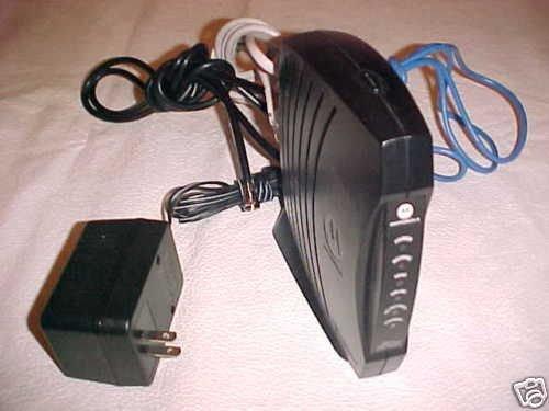 Motorola SURFboard SB5100 PC MAC cable modem USB ethernet internet DOCSIS 2.0