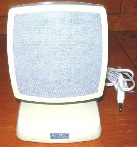 Altec Lansing ACS340 remote Satellite Speaker ONLY - pc acs 340 laptop Computer