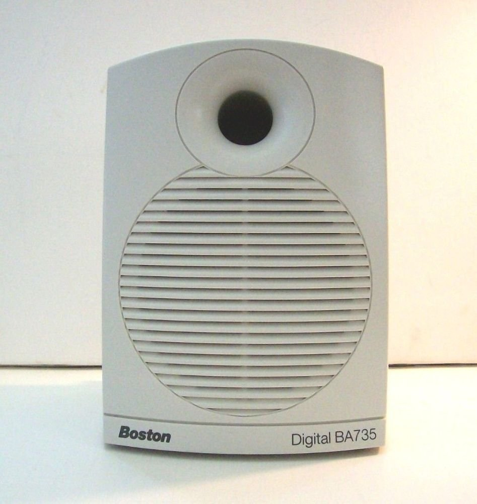 BOSTON ACOUSTICS BA 735 sub WOOFER Speaker ONLY - pc laptop stereo iPod computer