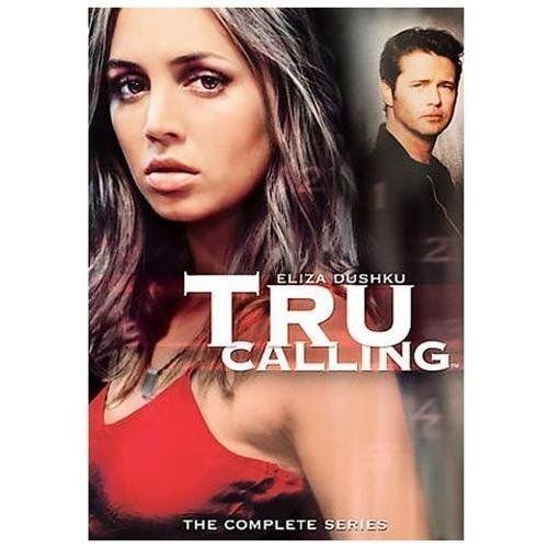 TRU CALLING First 1 Season One DVD 6 Disc BOXED SET Zach Galifianak Shawn Reaves