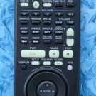 Sony remote controller unit RMT D113A = TV DVP CX850D CX8 DVPCX850D DVD player