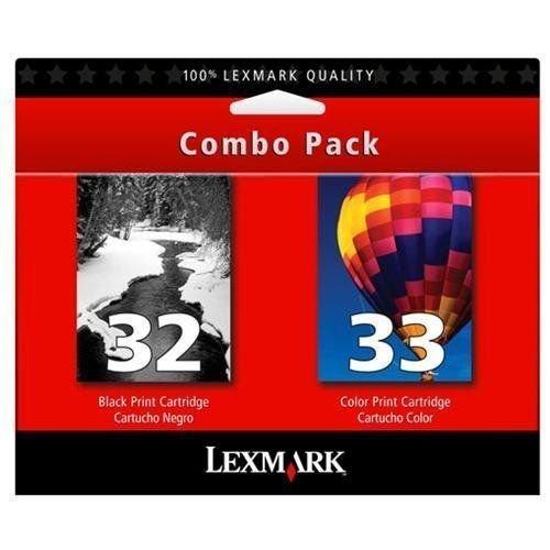32 33 color black ink jet - Lexmark printer x 5410 5450 5470 7170 7310 7350 8310