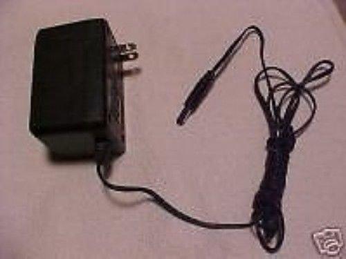 6v 6 volt adaptor cord = Panasonic KX TG2632 TG2632B Cordless Phone power plug