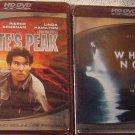 HD DVD Dante's Peak & White Noise DOUBLE FEATURE Michael Deaton Pierce Brosnan