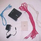 MINI Westell Wind River 6100 DSL2 modem USB E90 610030 06 ethernet internet