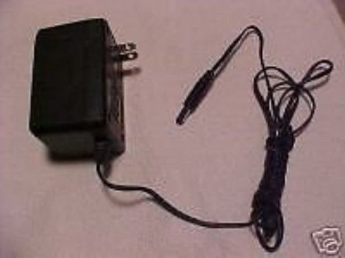 dc 12v 1000mA power supply = Summer Infant TV moniter 02010A cable plug VAC baby