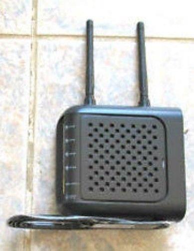 Belkin F5D8236 wireless N 4-port WiFi ROUTER