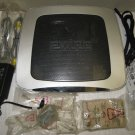 2WIRE 3600 HGV gateway WIRELESS modem ROUTER DSL AT T U verse WiFi ethernet MAC