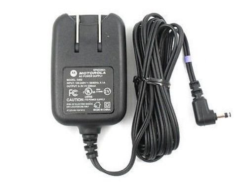 5v Motorola battery charger = cell phone C261 V170 V171 V173 cord plug cable ac