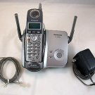 KX TG5621S phone base w/ cordless KX TGA561S PANASONIC HANDSET & ac power supply