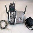 KX TG5621S phone base w/ cordless KX TGA561S PANASONIC HANDSET & ac power supply