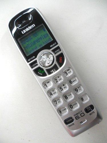 Uniden Dect 1580 5 HANDSET - cordless expansion telephone remote 6.0 GHz phone