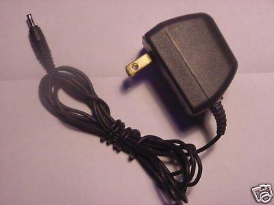 6v 6 volt power supply = Omron HEM 725C blood pressure monitor cable plug PSU