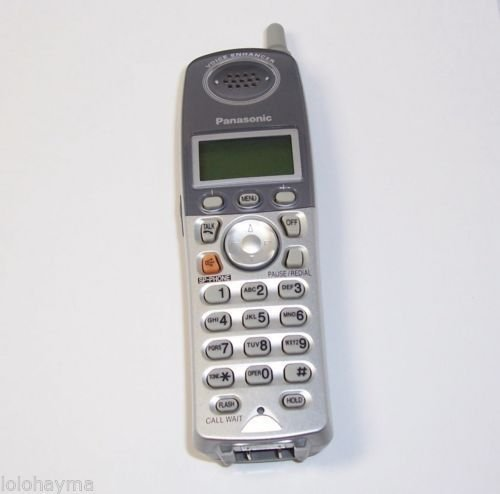Panasonic TGA561S HANDSET - cordless tele phone wireless remote TG5621S TG5620S
