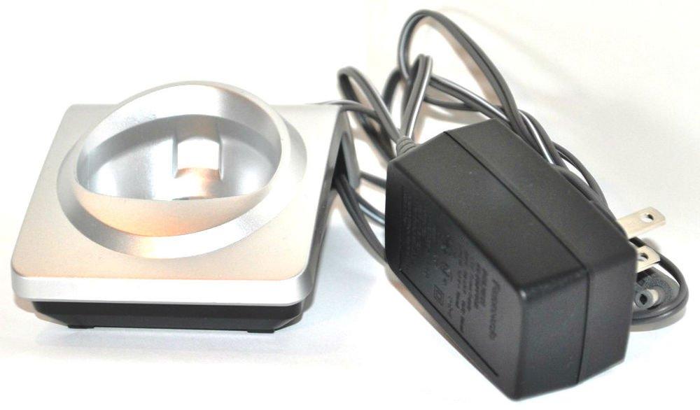 Panasonic PQLV30053ZAS base w/P KX TGA101S handset charger cradle stand TG1033s