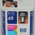 49 COLOR ink jet HP DeskWriter 600 660 680 694 Scanner 370 380 printer 51649A