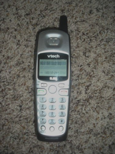 vTech IA5864 HANDSET = CORDLESS tele PHONE expansion remote wireless 5.8GHz