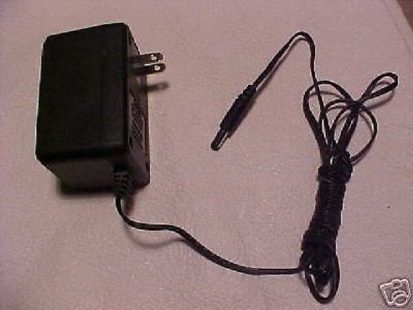 9VAC 1A adapter cord = ZyXEL modem ethernet DSL router P660R power plug electric