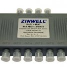 Zinwell sam 4803 plug 4 in 8 out Multi Switch antenna sam4803 satellite direc tv