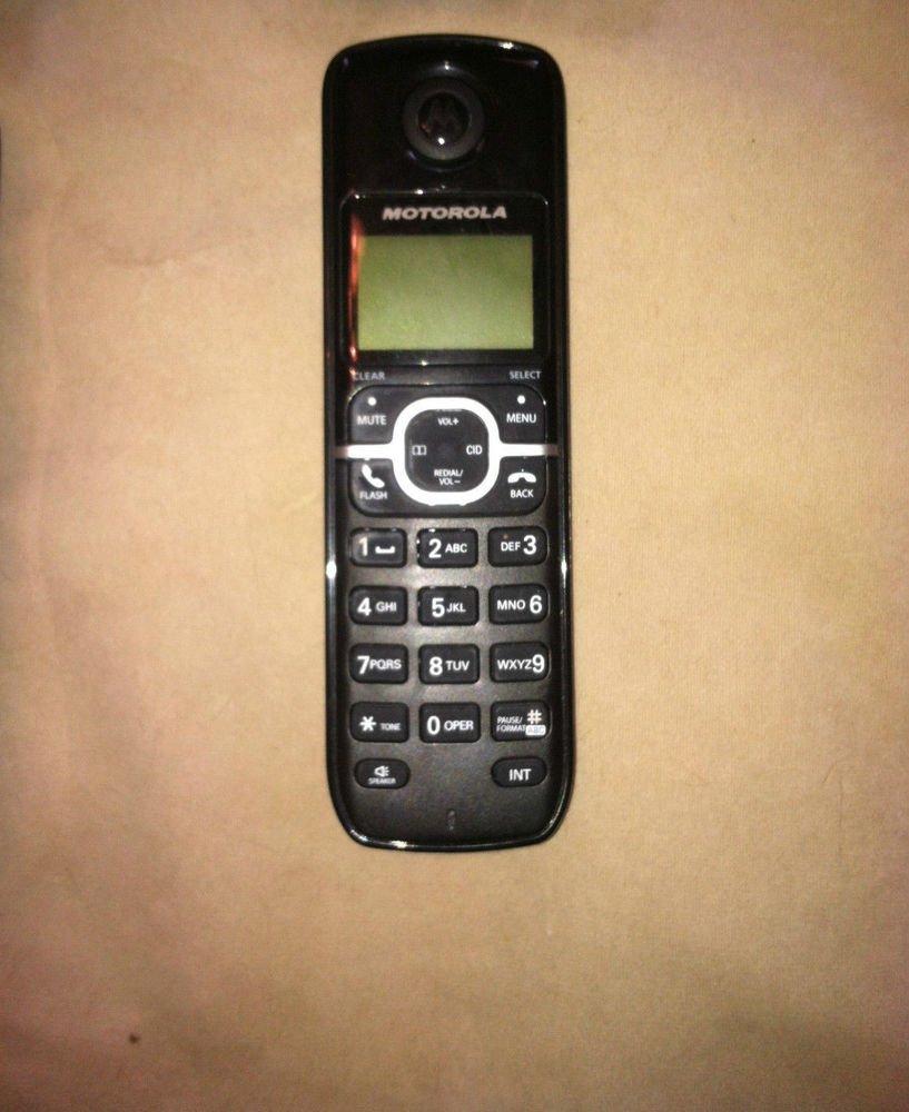 Motorola L603M cordless HANDSET tele phone wireless