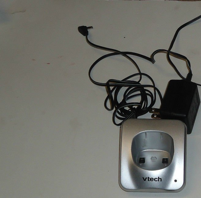 Vtech IA5874 remote base w/PSU - DECT CORDLESS PHONE v tech charging telephone