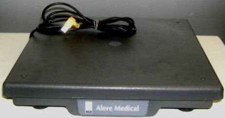 DLM110 Alere DayLink medical SCALE weight PLATFORM DLM 110 - no monitor console