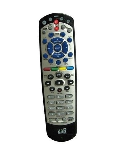 155679 #2 Remote Control Dish Network 21.0 IR UHF PRO TV BELL ExpressVU learning