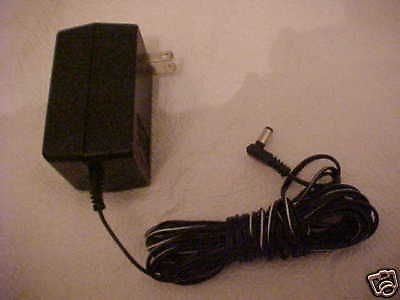 Genuine Panasonic 9v 500mA power supply - KX TG2356S tele phone cable unit base