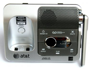AT&T CL82201 MAIN CHARGER BASE - cordless phone ATT telephone wireless VAC VDC