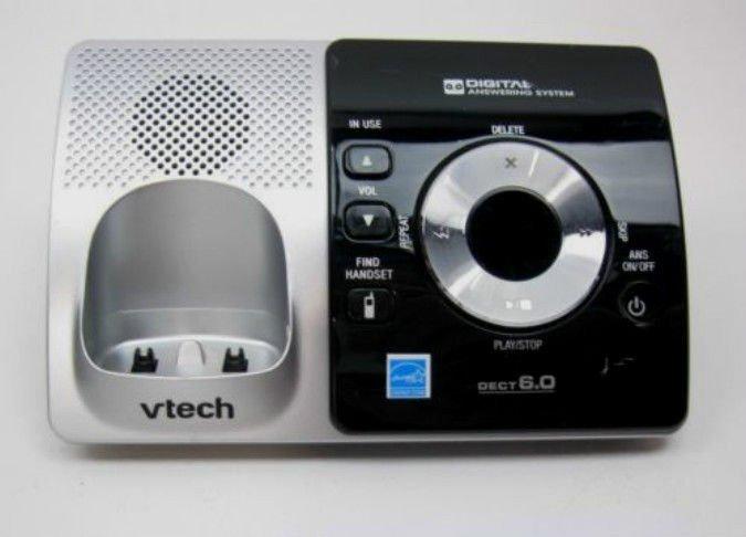Vtech LS6326 4 main base wPSU - DECT 6.0 CORDLESS tele PHONE v tech charging ac