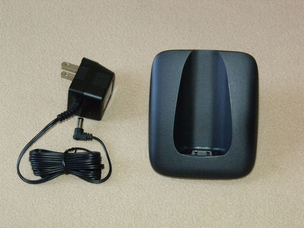 Motorola L603M cordless Remote charging BASE w/PSU - phone stand charger handset