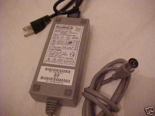 19.5v HUGHES power supply - DirecWay DW7000 DW6040 DW6030 cable unit brick plug