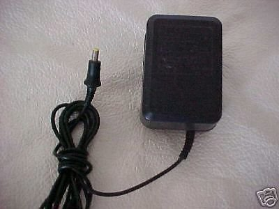 2103 adapter cord 10 volt - Sega MK 6100 NOMAD game console Genesis power plug