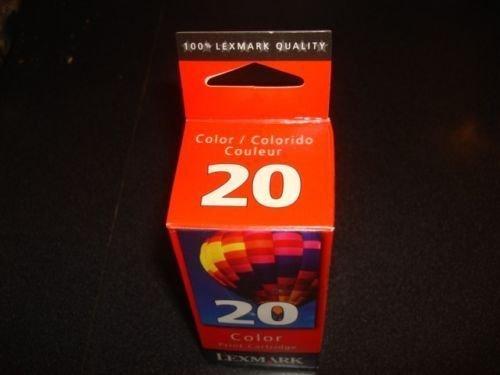 20 color ink jet - Lexmark X63 X73 X83 X85 X125 Z54 Z53 Z52 Z51 Z45 Z43 printer
