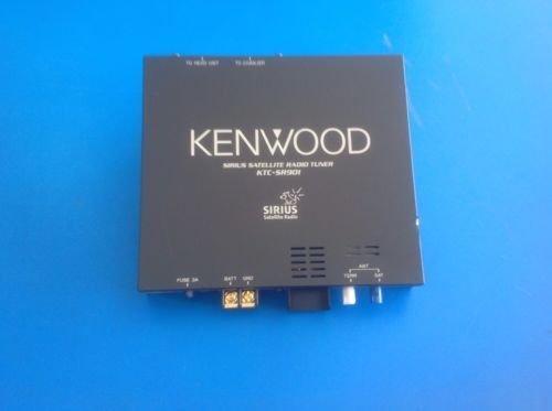 KENWOOD KTC SR901 SIRIUS radio receiver tuner conductor satellite sirus am fm